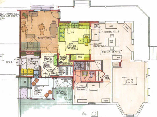 Nichols residence sharon township ohio for Home plans ohio